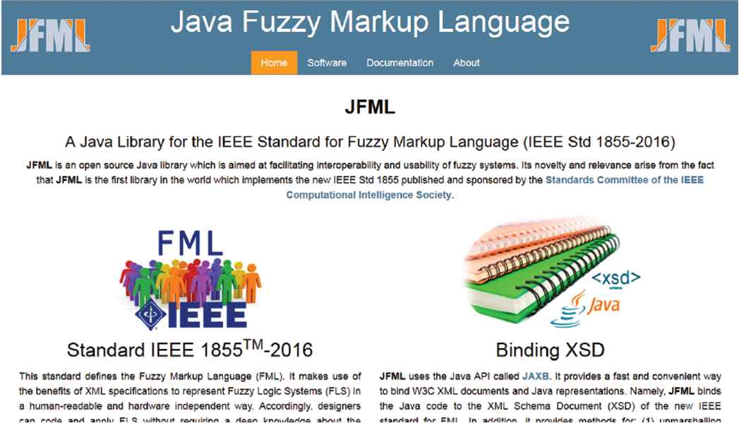 Design of Fuzzy Controllers for Embedded Systems With JFML